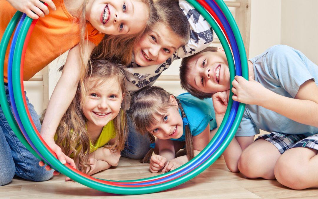 Aktywny przedszkolak (4-6 lat)