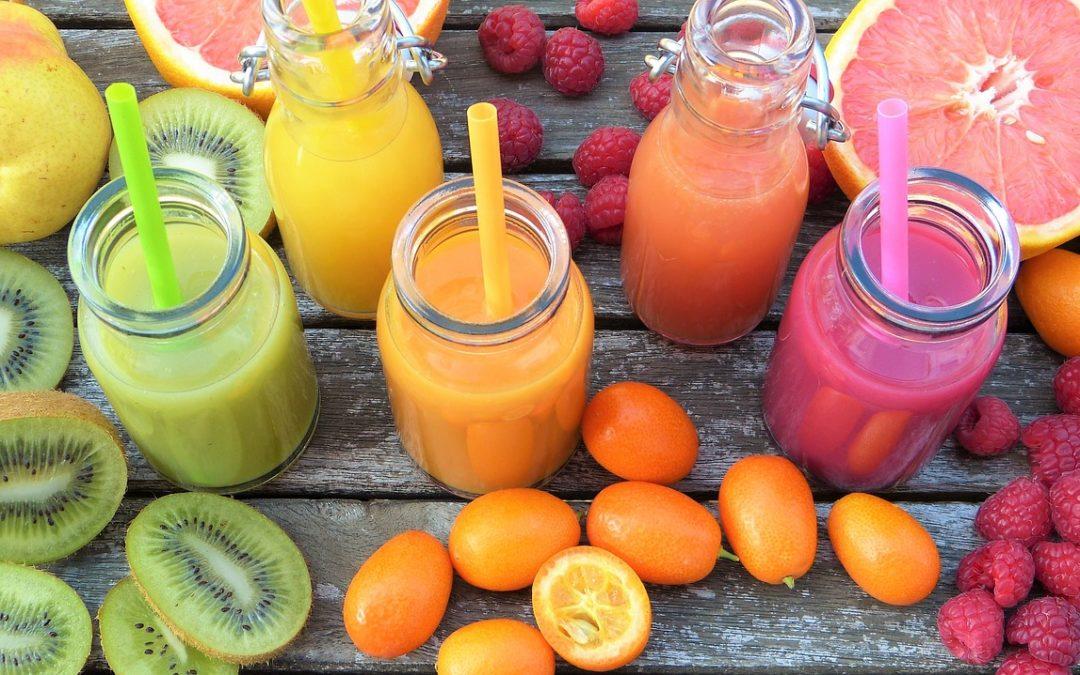 Owoce vs. soki