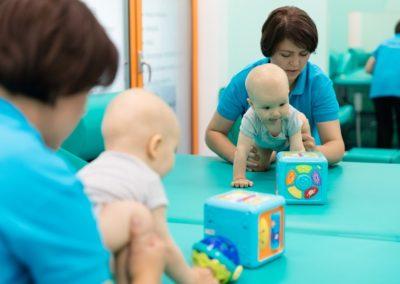 rehabilitacja niemowląt 9