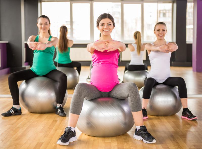 Ćwicz w ciąży z fizjoterapeutą